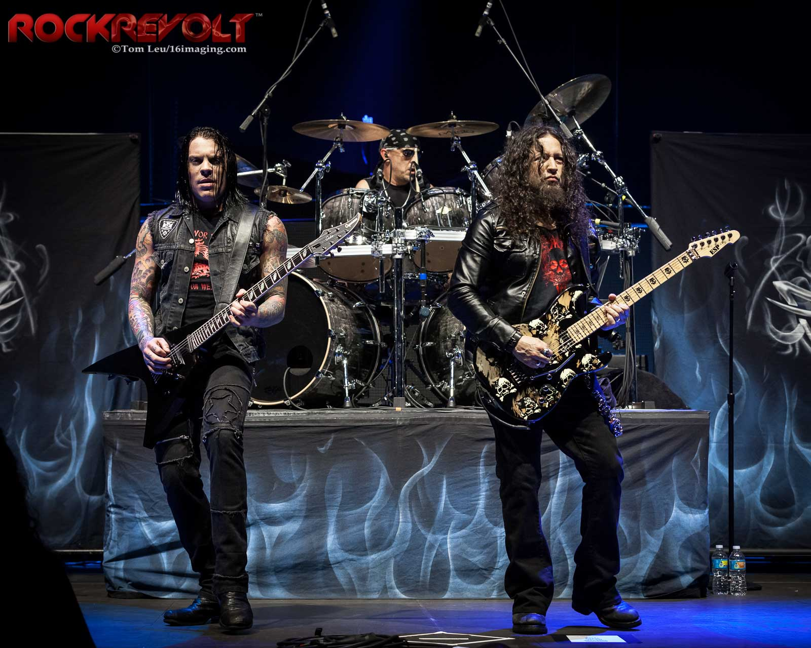 2016 - Queensryche - RockRevolt