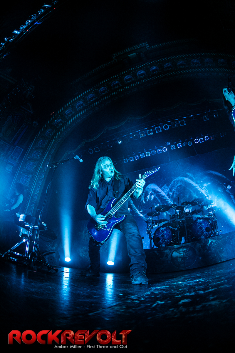 Concert Reviews and Photos: NIGHTWISH at the Fillmore ...