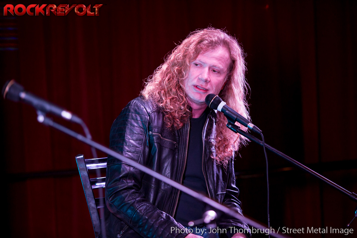 Dave Mustaine, Megadeth, School of Rock