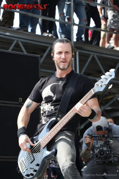 2017 - Rock on the Range - Alter Bridge