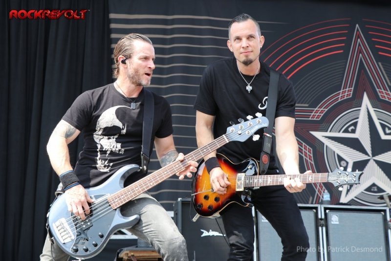 2017 - Rock on the Range - Alter Bridge - Myles Kennedy - Mark Tremonti