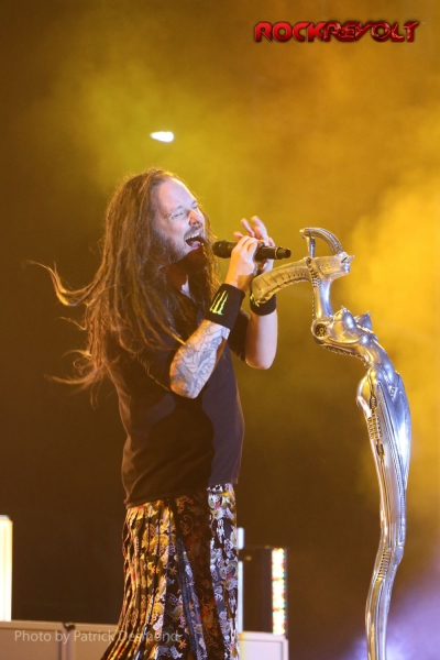 2017 - Rock on the Range - Korn - Jonathan Davis