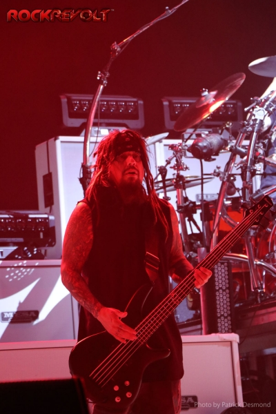 2017 - Rock on the Range - Korn - Fieldy