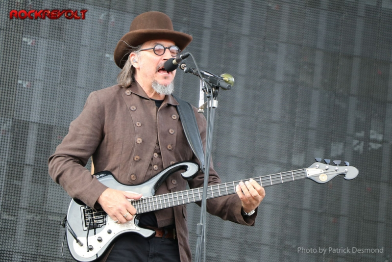 2017 - Rock on the Range - Primus