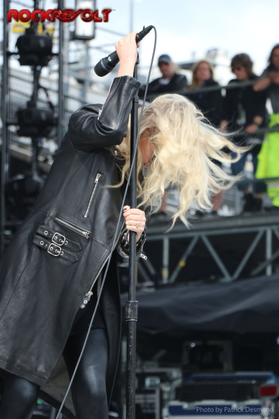 2017 - ROTR - The pretty Reckless - Taylor Momsen