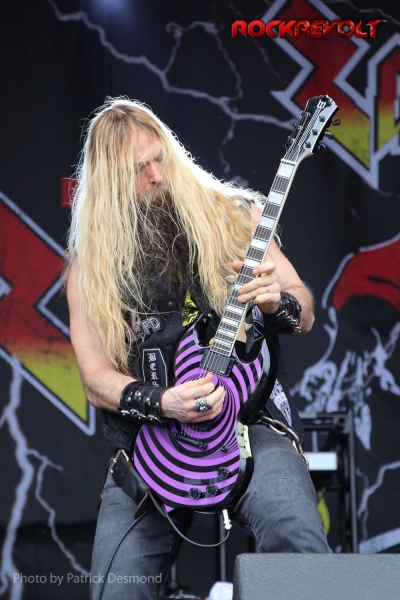 2017 - Rock on the Range - Zakk Sabbath - Zakk Wylde