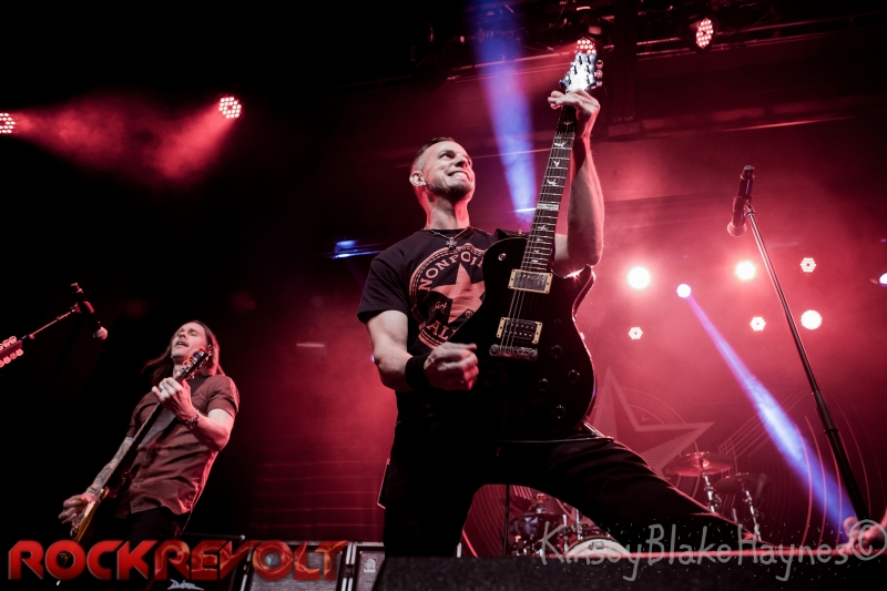 Alter Bridge Iron City Birmingham, Alabama
