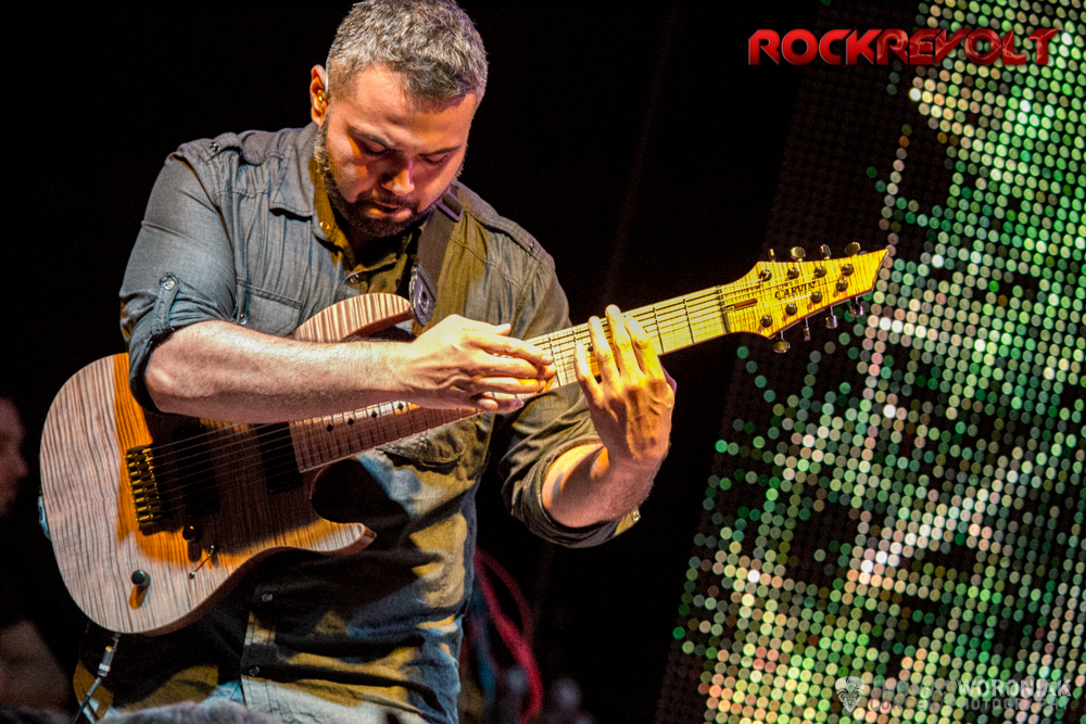 LIVE PICS: ANIMALS AS LEADERS