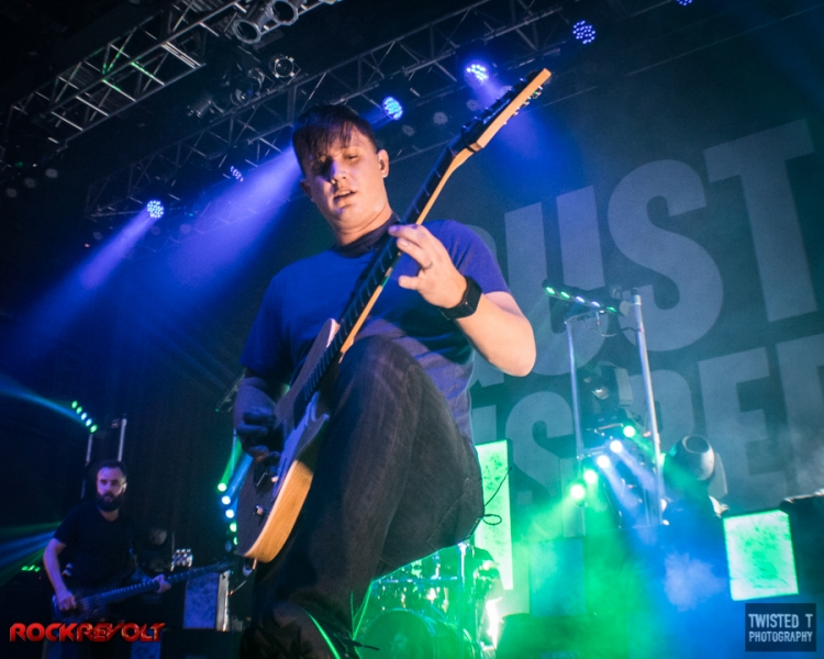 August Burns Red Composure Red Messengers Tour