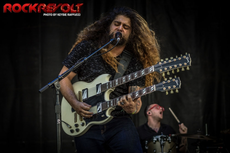 2017 - Coheed and Cambria - 14