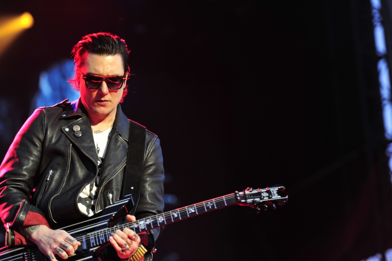 2018 Avenged Sevenfold at Download by Enda Madden_0218