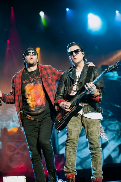 2018 Avenged Sevenfold at Download by Enda Madden_0233 copy
