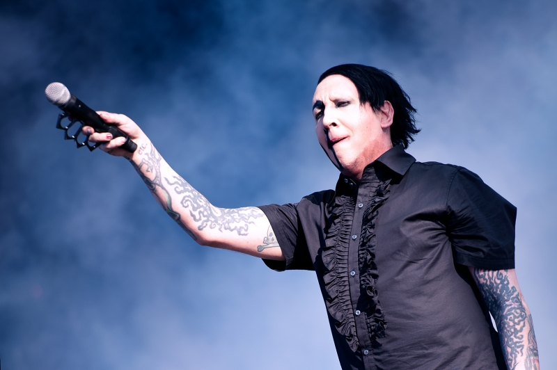 2018 Marilyn Manson at Download by Enda Madden_0122 Crop copy