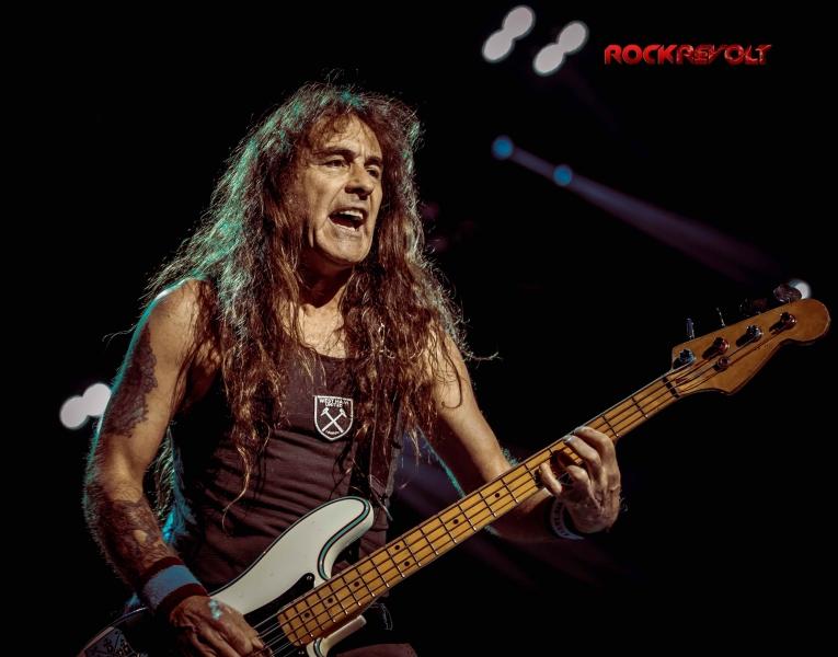 Iron Maiden - RR - 45