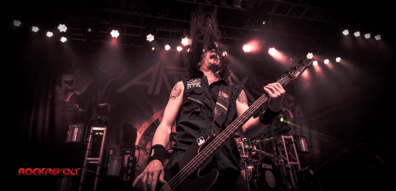 Anthrax - Silver Spring - 18