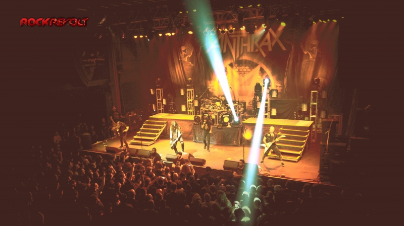 Anthrax - Silver Spring - 5