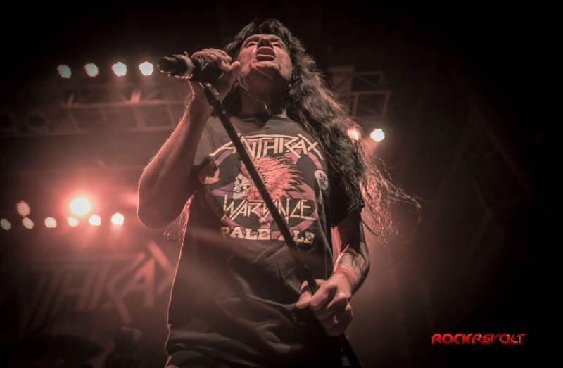 Anthrax - Silver Spring - 6