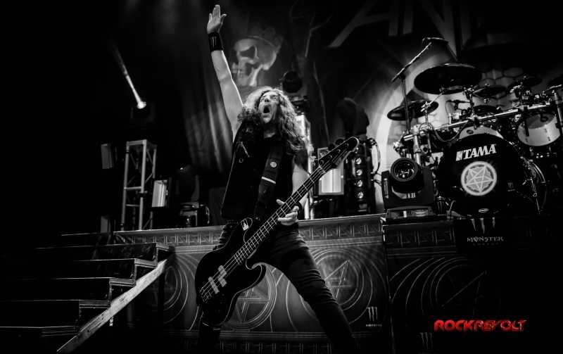 Anthrax - Silver Spring - 8