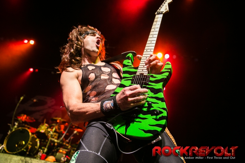 Steel Panther 2017 FTO RR-9237