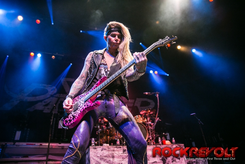 Steel Panther 2017 FTO RR-9250