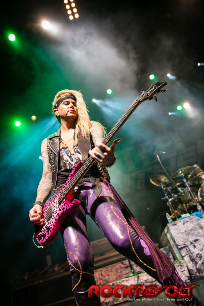 Steel Panther 2017 FTO RR-9312