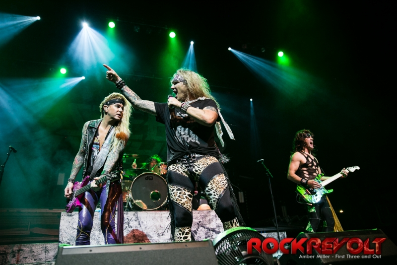 Steel Panther 2017 FTO RR-9321
