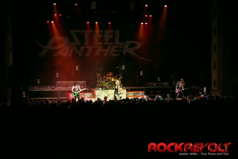 Steel Panther 2017 FTO RR-9333