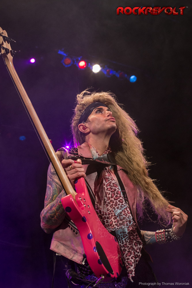 Steel Panther Tour Schedule