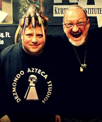 Patrick Desmond and Robert Englund