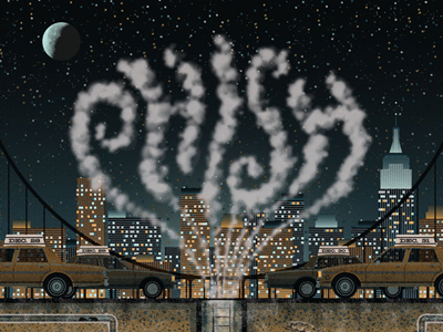 PHISH to Play NYC for New Years Eve 2012