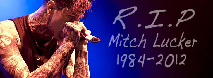 SUICIDE SILENCE ANNOUNCE MITCH LUCKER MEMORIAL FUND