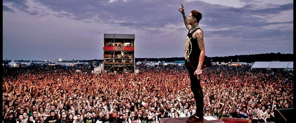 Mitch Lucker of SUICIDE SILENCE Killed in Motorcycle Crash