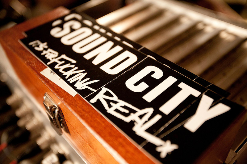 DAVE GROHL'S NEW SOUND CITY MOVIE AND SOUNDTRACK RELEASE