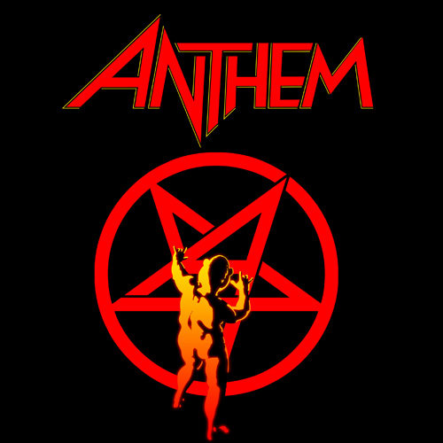 Anthrax Anthem track cover