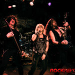 Oh Yeah! Nick, Johnny, Doro & Bas