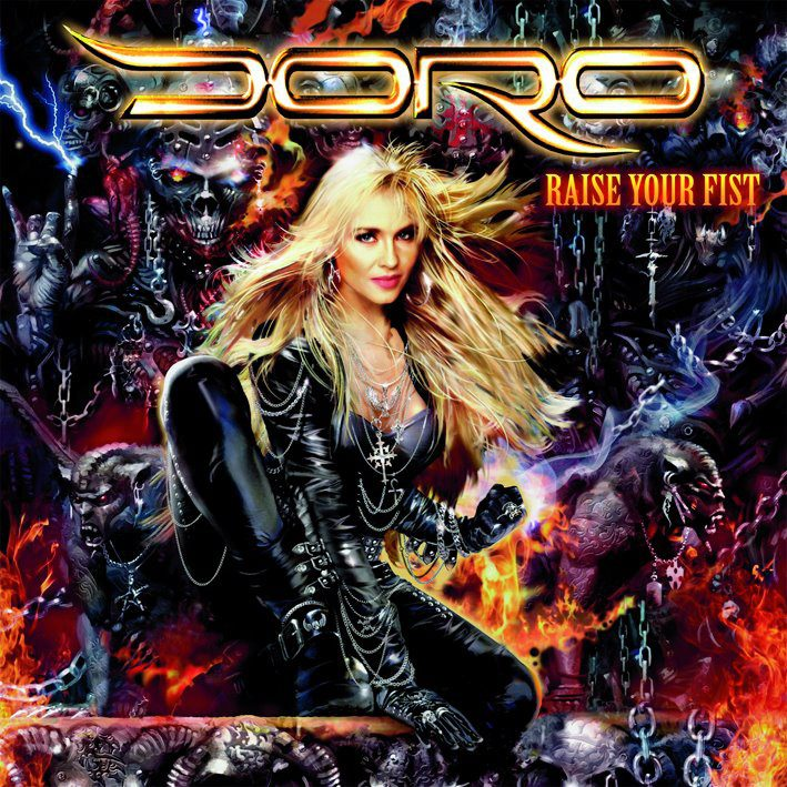 Doro.Raise Your Fist Album