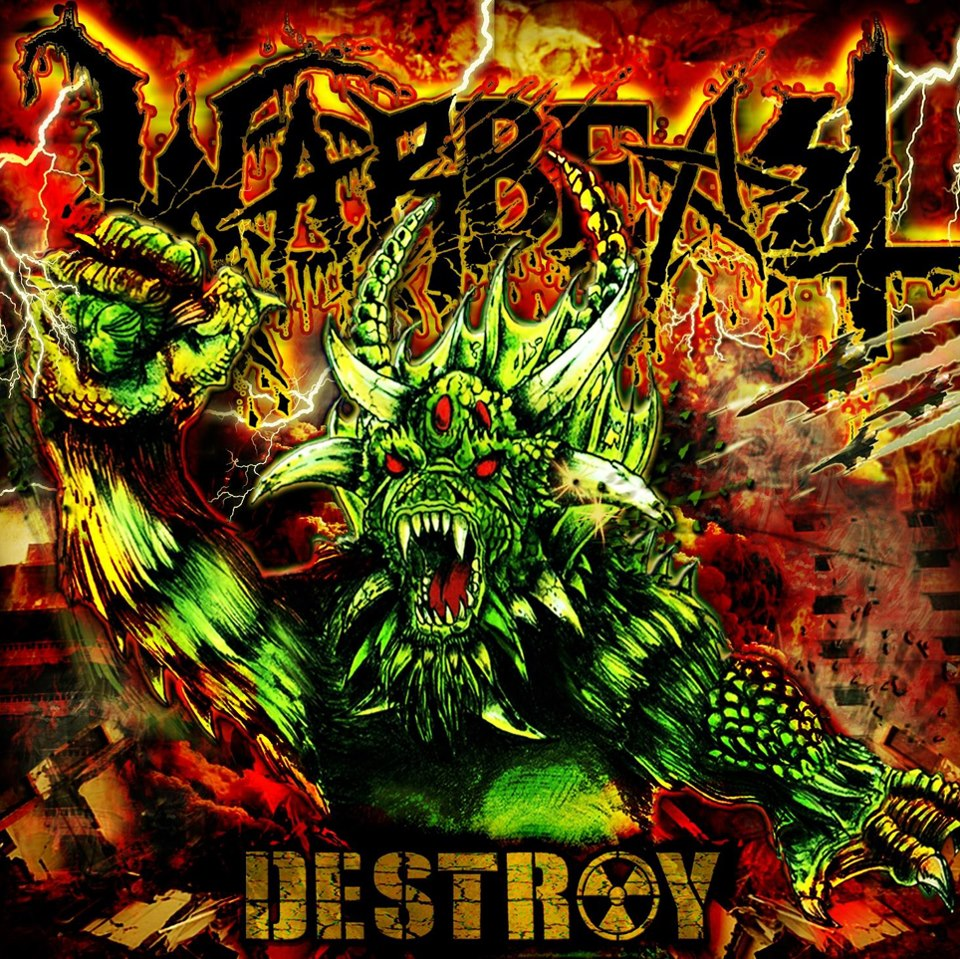 WARBEAST ANNOUNCE ALBUM RELEASE DATE, TOUR & SEEK NEW BASSIST!