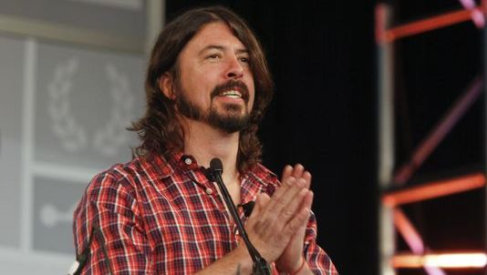 WATCH DAVE GROHL'S AMAZING SXSW KEYNOTE SPEECH