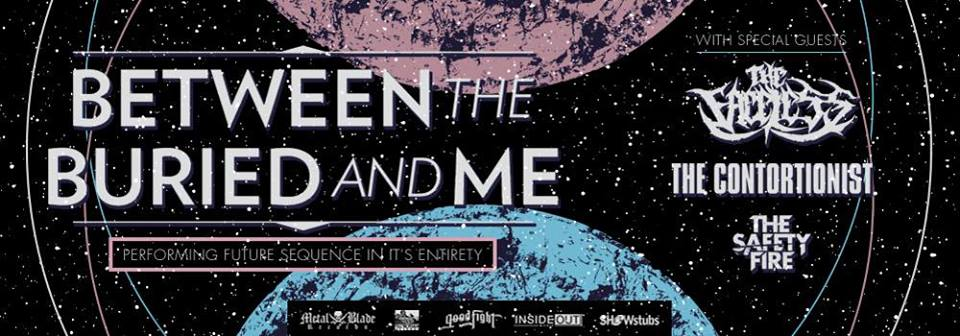 BETWEEN THE BURIED AND ME ANNOUNCE U.S. FALL TOUR!