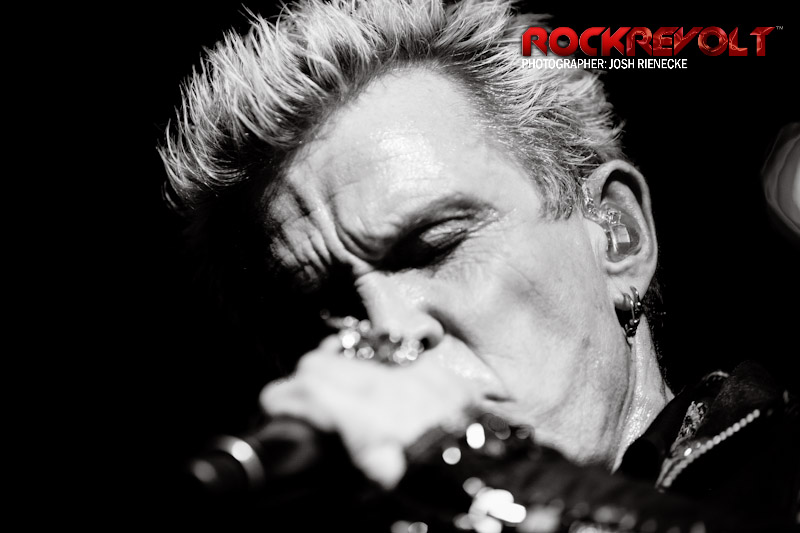 LIVE PICS: BILLY IDOL – Atlanta, GA