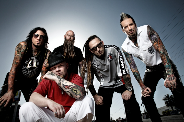 FIVE FINGER DEATH PUNCH RELEASE TOUR PROMO VIDEO/DATES/TICKET INFORMATION