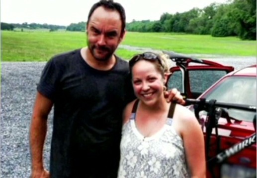 FANS GIVE A STRANDED DAVE MATTHEWS RIDE TO HIS SHOW