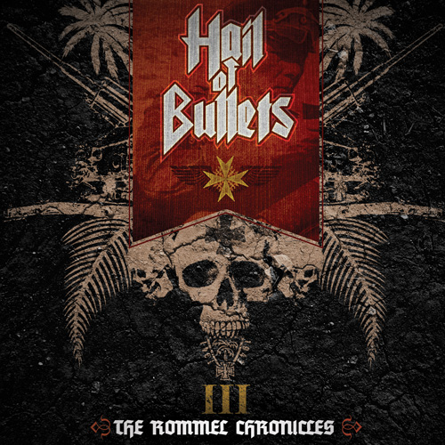 HAIL OF BULLETS LAUNCHES FIRST SINGLE OFF OF NEW ALBUM