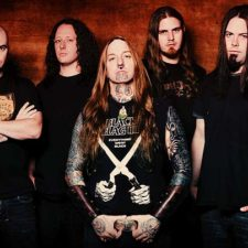DEVILDRIVER'S NEWEST ALBUM DOMINATES RECORD CHARTS