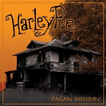 ALBUM REVIEW: HARLEY POE – PAGAN HOLIDAY