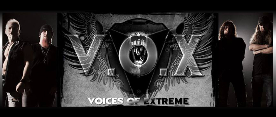 INTERVIEW and VIDEO PREMIERE: VOICES OF EXTREME (V.O.X.)