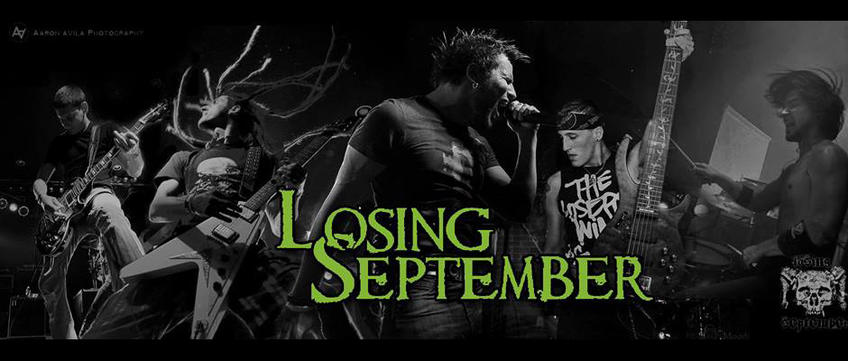 "WATCH THE EXCLUSIVE WORLD VIDEO PREMIERE OF ""BETRAYED"" BY LOSING SEPTEMBER!"