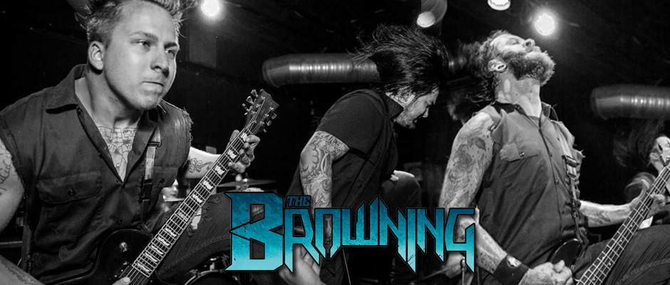 LIVE PICS: THE BROWNING