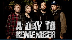 A DAY TO REMEMBER PAYS  A Day To Remember Band Members