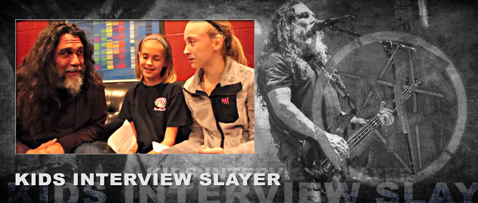 KIDS INTERVIEW SLAYER